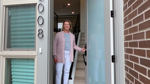 Meet Jennifer and see her new Platte 56 home.